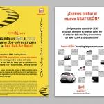 Flyer Promoción 2009