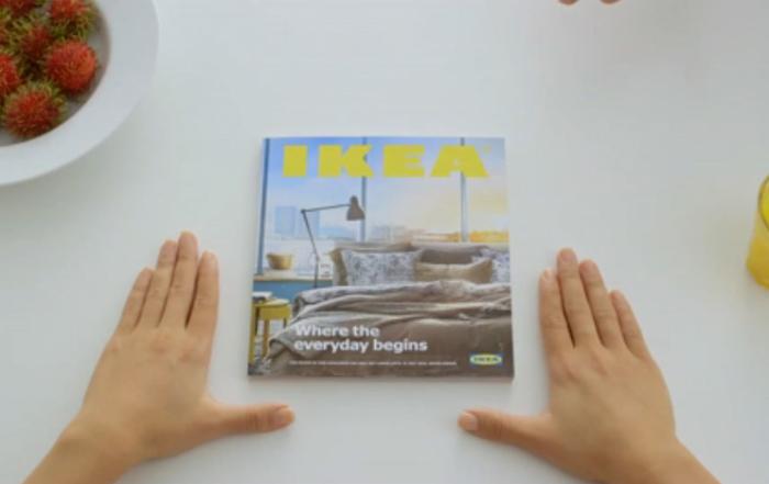 Ikea parodia a Apple con su nuevo catálogo 2015